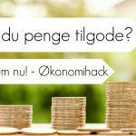 Økonomihack penge tilgode danske forsikring spar penge
