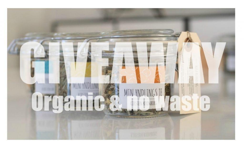 giveaway økologisk no waste