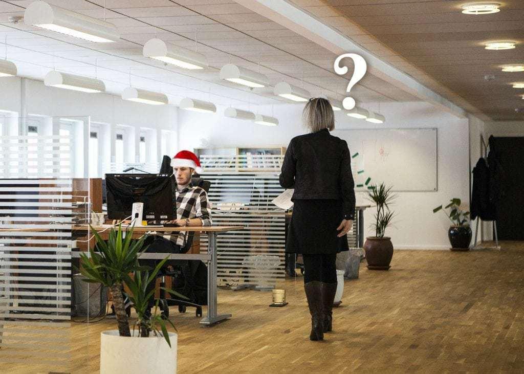 Julepranks på kontoret og mit bedste juleprank tip!