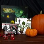 Halloween game night spilaften spil games