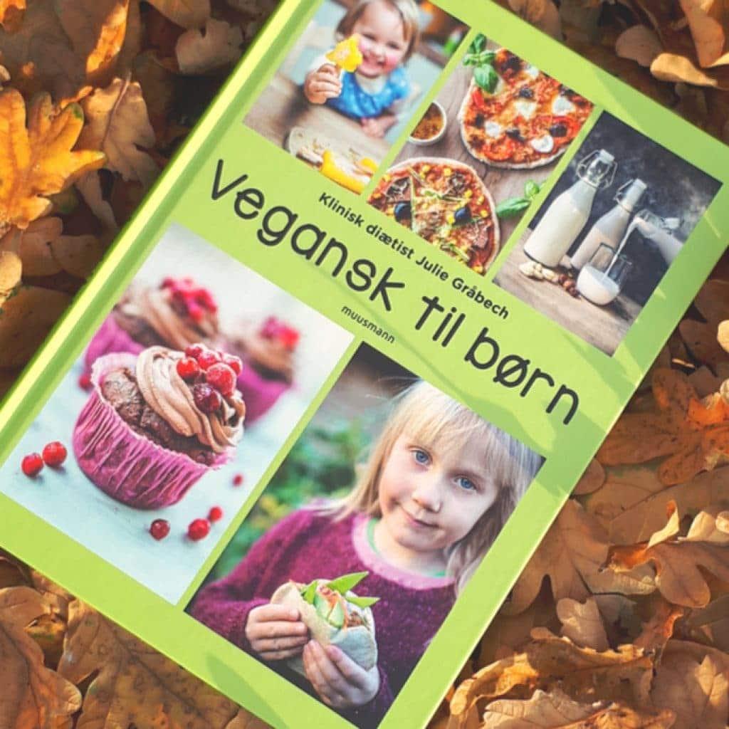 Vegansk til børn fra forlaget Muusmann – Giveaway og boganmeldelse!