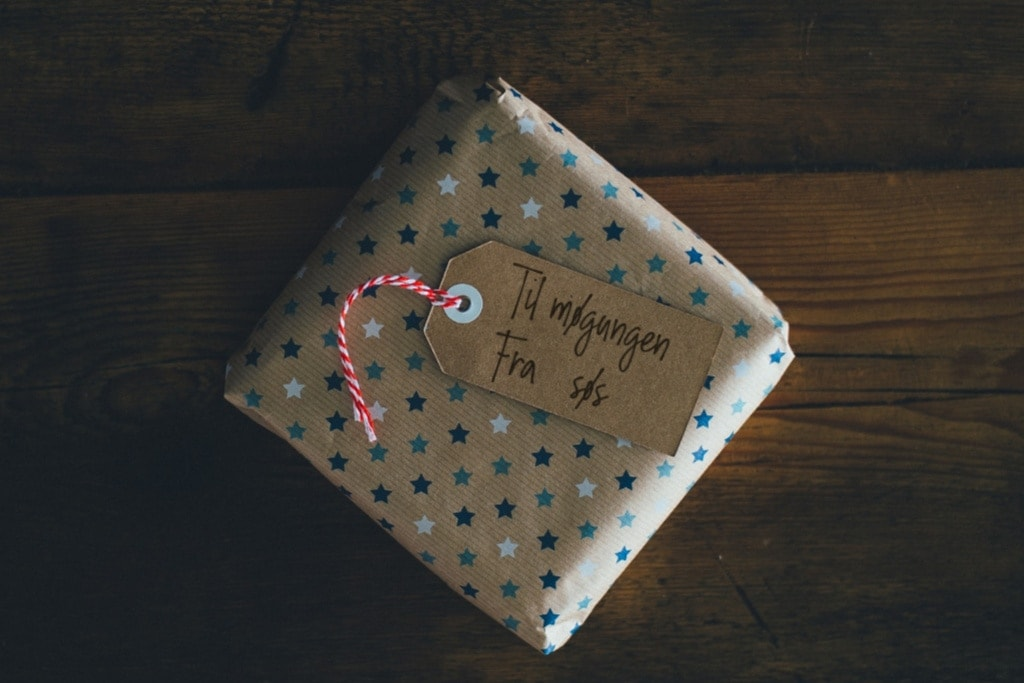 Snart juleaften – Knaphistorien